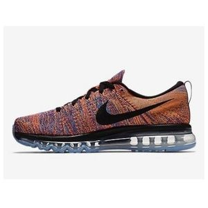 Nike Men's 620469-404 Fly Knit Air Max Sneakers
